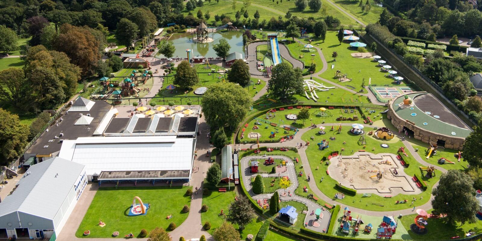 Linnaeushof - Europa's grootste speeltuin