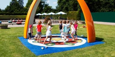 Afbeelding bij Interactive play arch