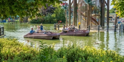 Afbeelding bij Paddle boats