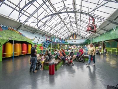 Foto - Meer indoor speelplezier tijdens de herfstvakantie