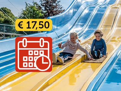 Linnaeushof ticket met flexibele datum