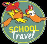 Logo school travel